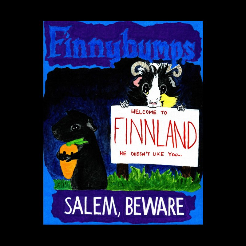 Finnybumps - Salem, Beware by Guinea Pigs and Books