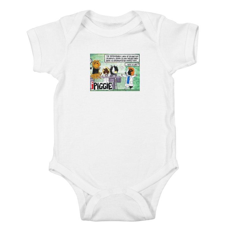 iPiggie Kids Baby Bodysuit by Guinea Pigs and Books