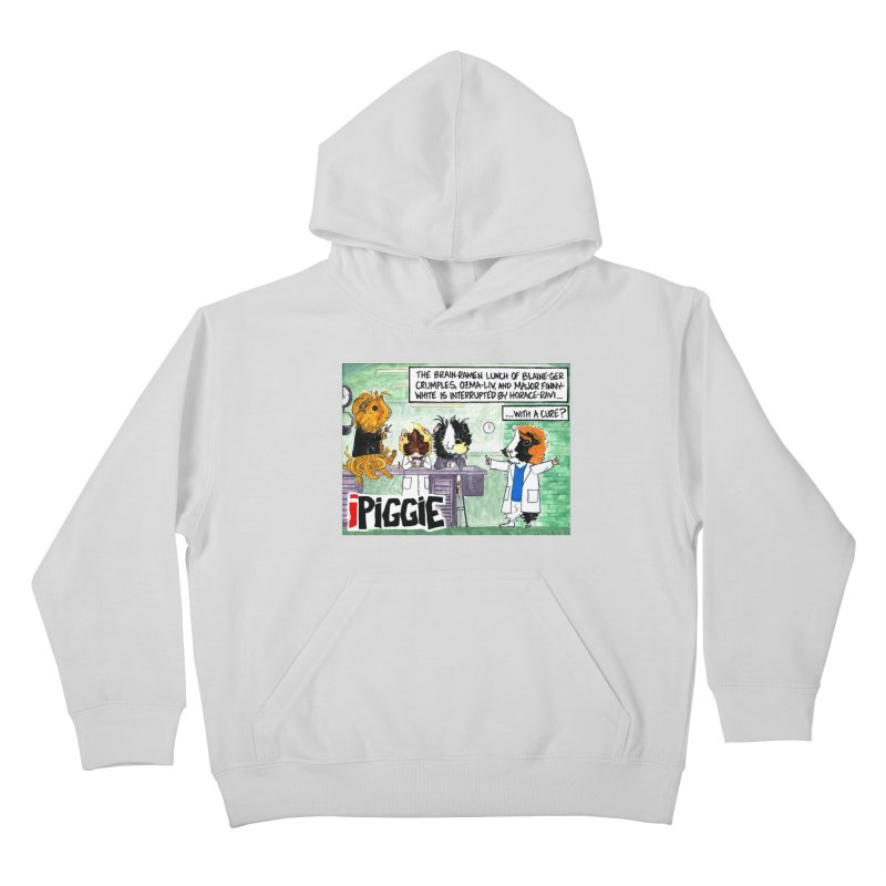 iPiggie Kids Pullover Hoody by Guinea Pigs and Books