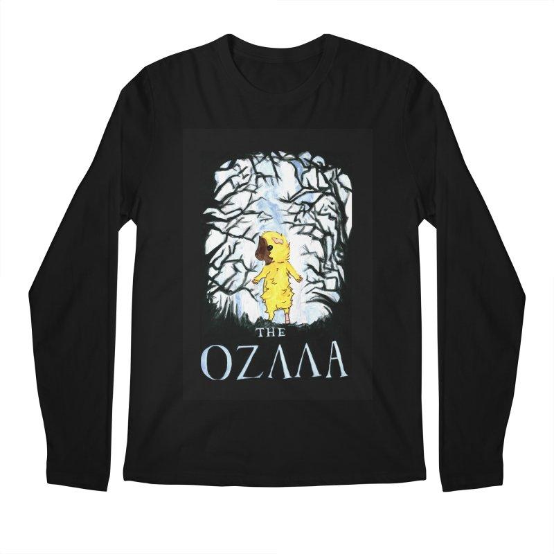 The Ozma Men's Regular Longsleeve T-Shirt by Guinea Pigs and Books