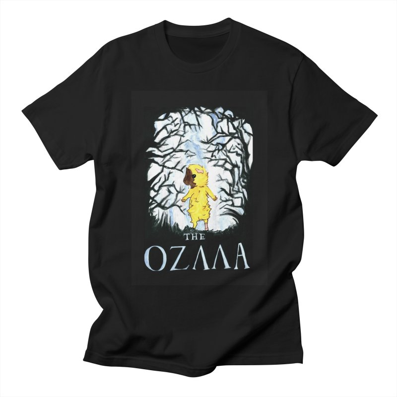 The Ozma Women's Regular Unisex T-Shirt by Guinea Pigs and Books