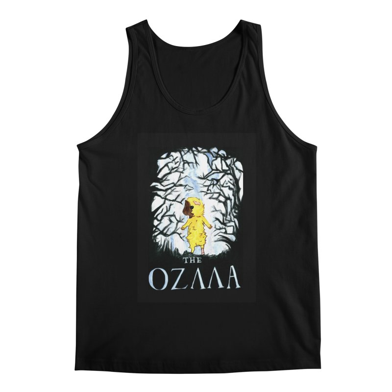 The Ozma Men's Regular Tank by Guinea Pigs and Books