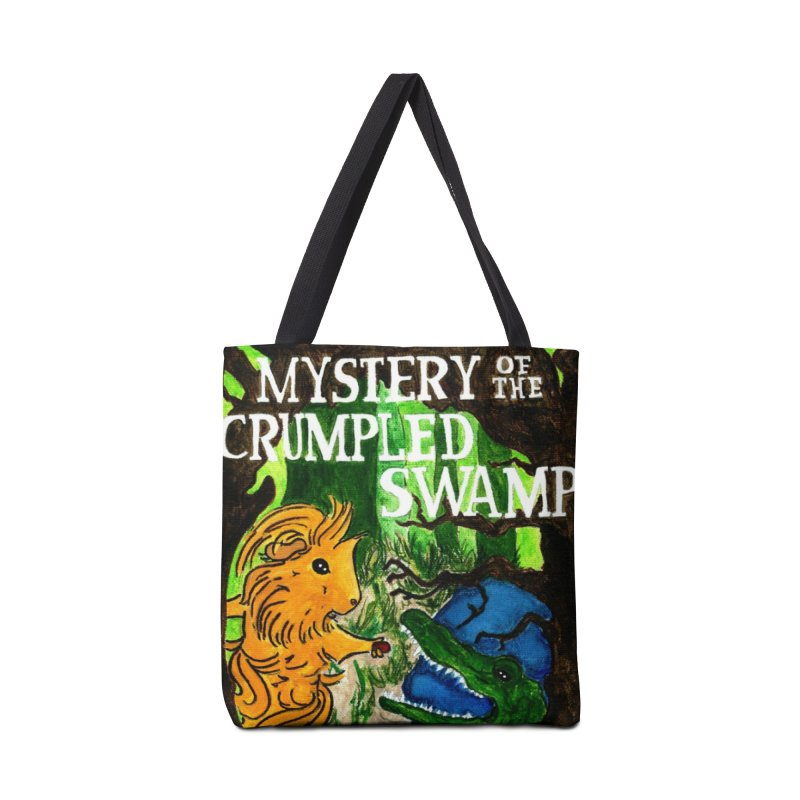 Danger Drew Mysteries 29: Mystery of the Crumpled Swamp Accessories Tote Bag Bag by Guinea Pigs and Books