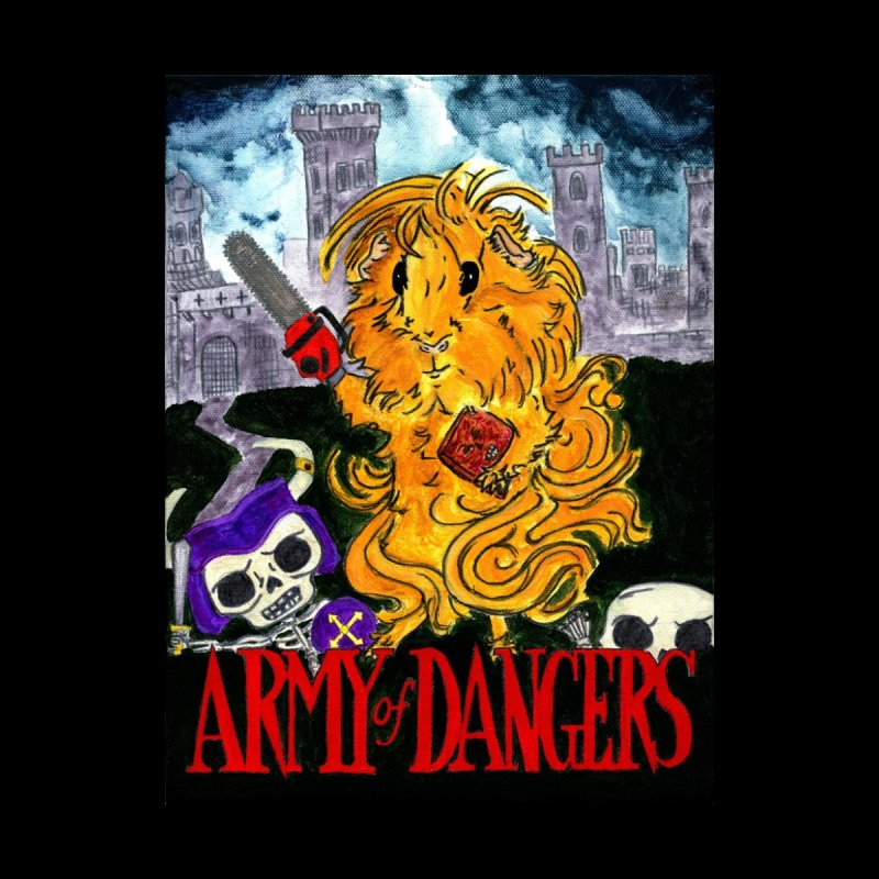 Army of Dangers by Guinea Pigs and Books