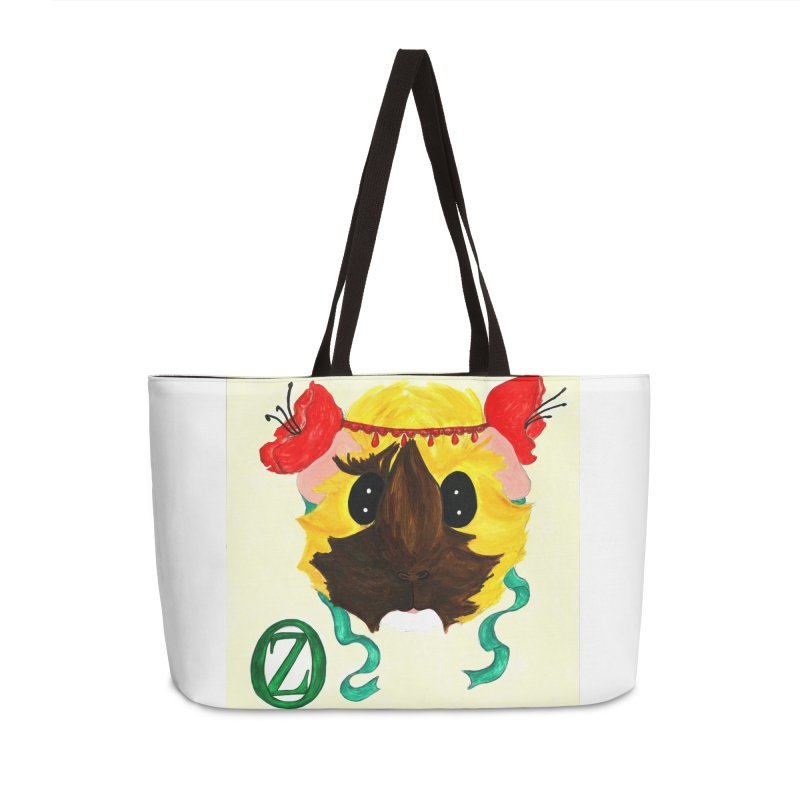 Ozma Accessories Weekender Bag Bag by Guinea Pigs and Books