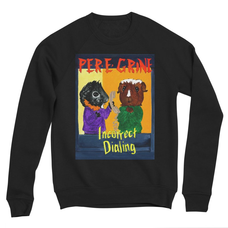 Incorrect Dialing Women's Sponge Fleece Sweatshirt by Guinea Pigs and Books