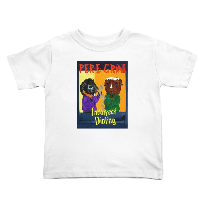 Incorrect Dialing Kids Toddler T-Shirt by Guinea Pigs and Books