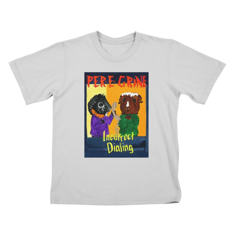 Incorrect Dialing Kids T-Shirt by Guinea Pigs and Books