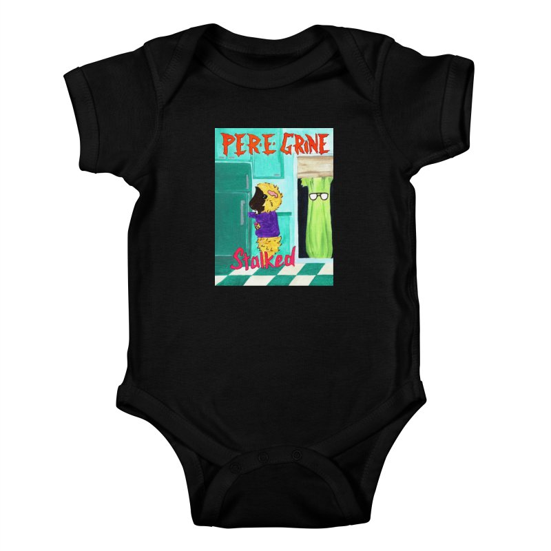 Stalked Kids Baby Bodysuit by Guinea Pigs and Books