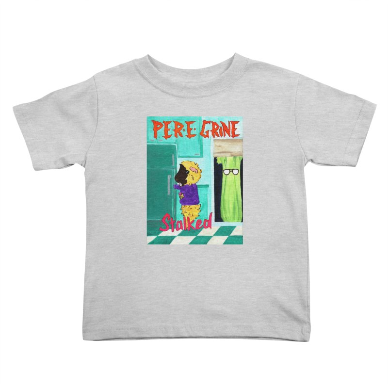 Stalked Kids Toddler T-Shirt by Guinea Pigs and Books