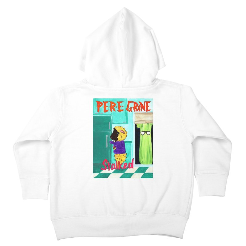 Stalked Kids Toddler Zip-Up Hoody by Guinea Pigs and Books