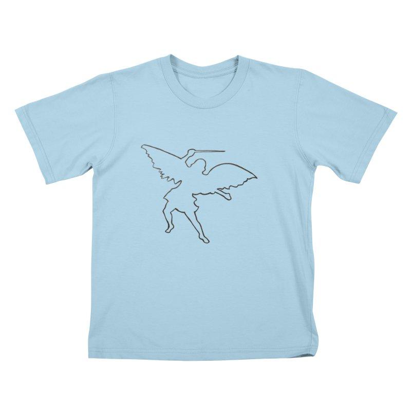 San Miguel Kids T-Shirt by The Gummy Arts Shop
