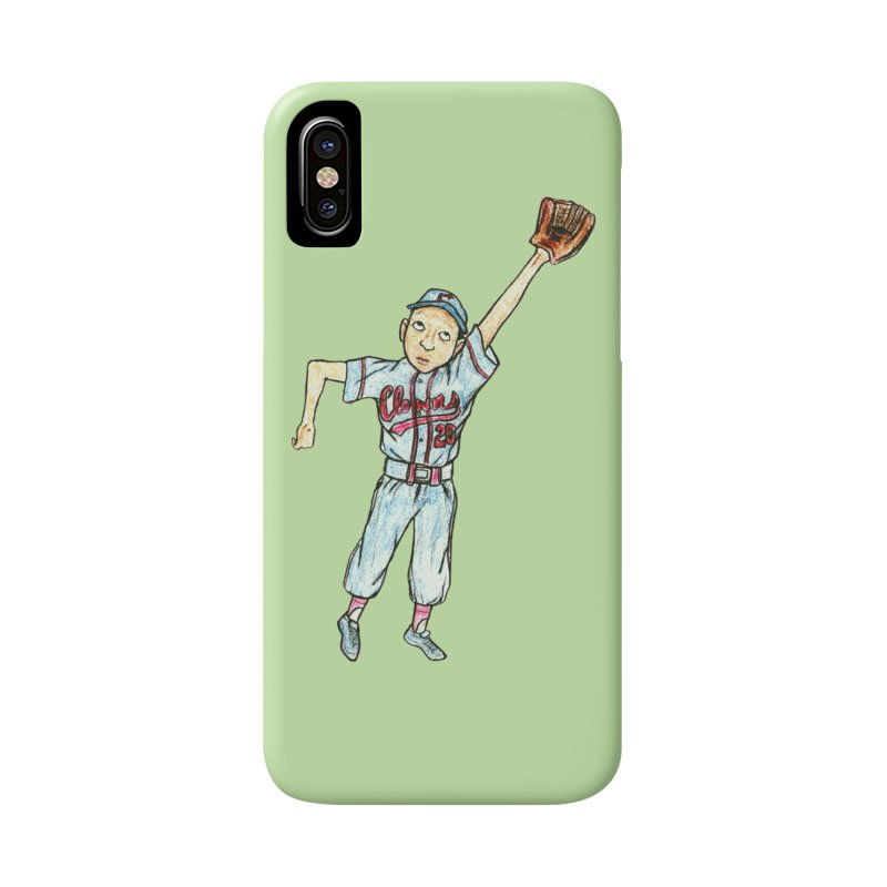 Mamie Accessories Phone Case by The Gummy Arts Shop