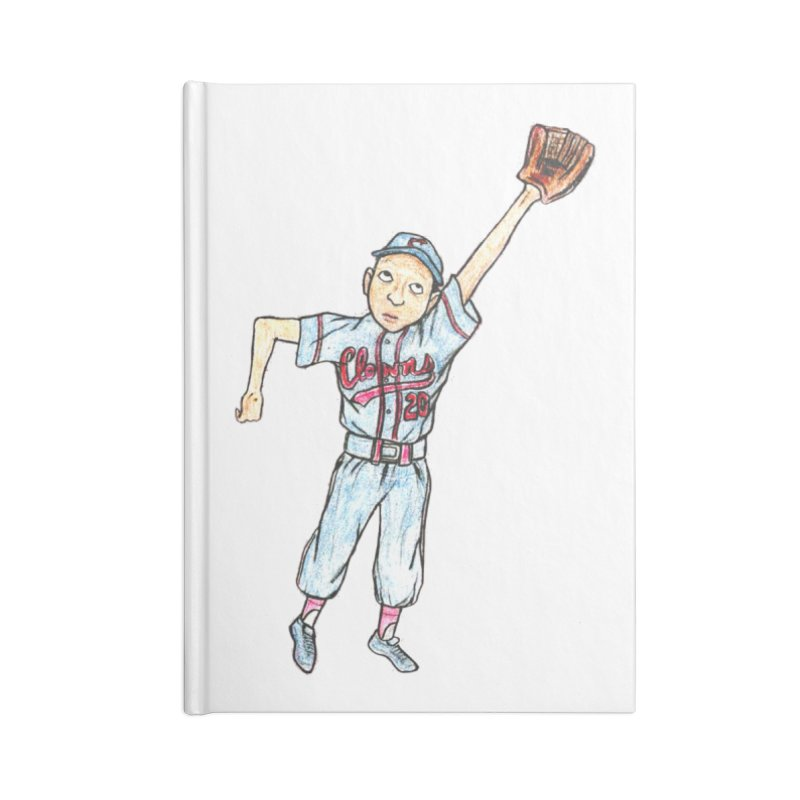 Mamie Accessories Notebook by The Gummy Arts Shop