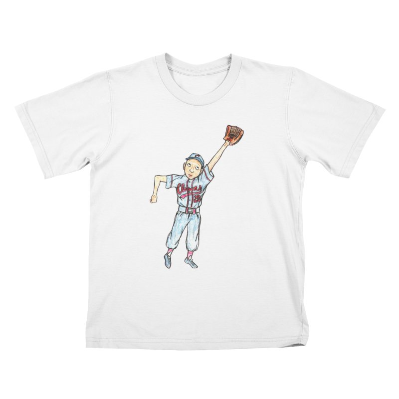 Mamie Kids T-Shirt by The Gummy Arts Shop