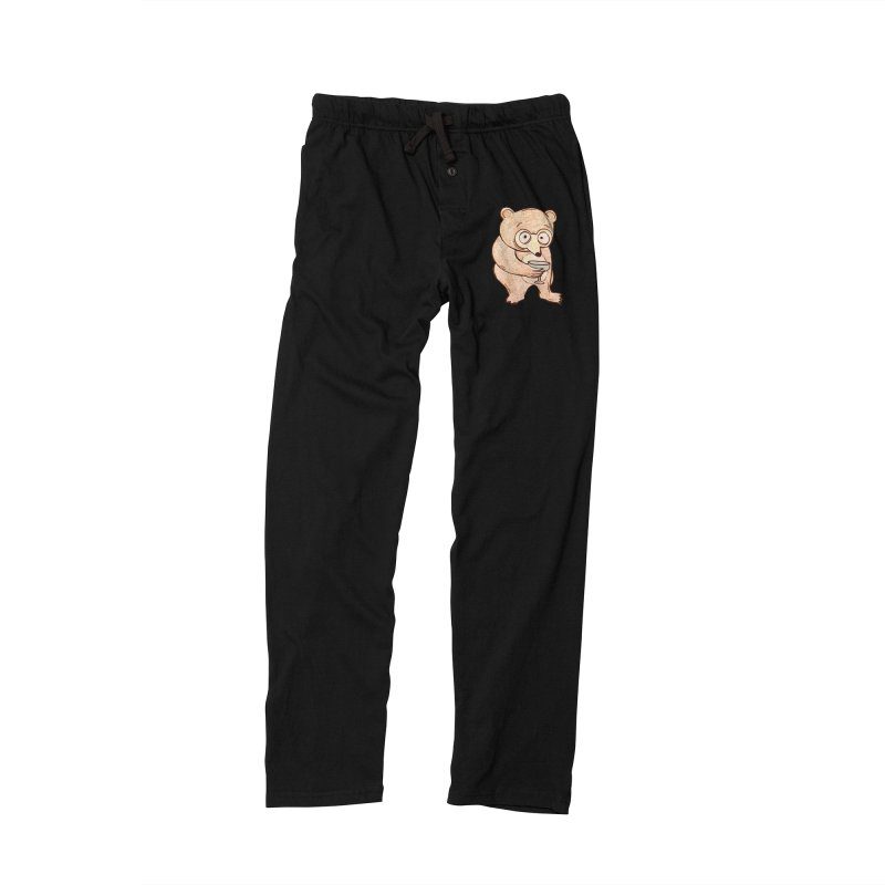 Sad Bear Margarita Men's Lounge Pants by The Gummy Arts Shop