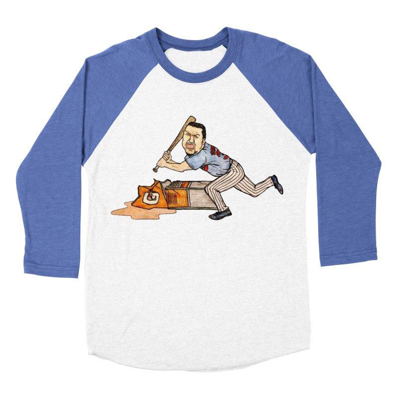Carlos Zambrano vs Gatorade, 2009 Women's Baseball Triblend Longsleeve T-Shirt by The Gummy Arts Shop