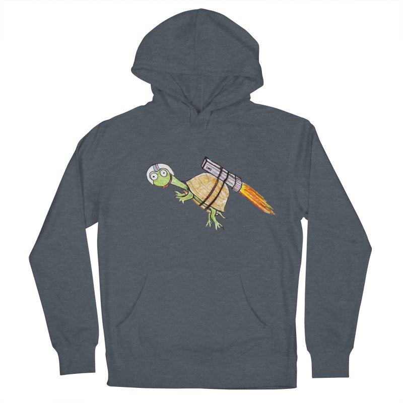 Joshman Women's French Terry Pullover Hoody by The Gummy Arts Shop