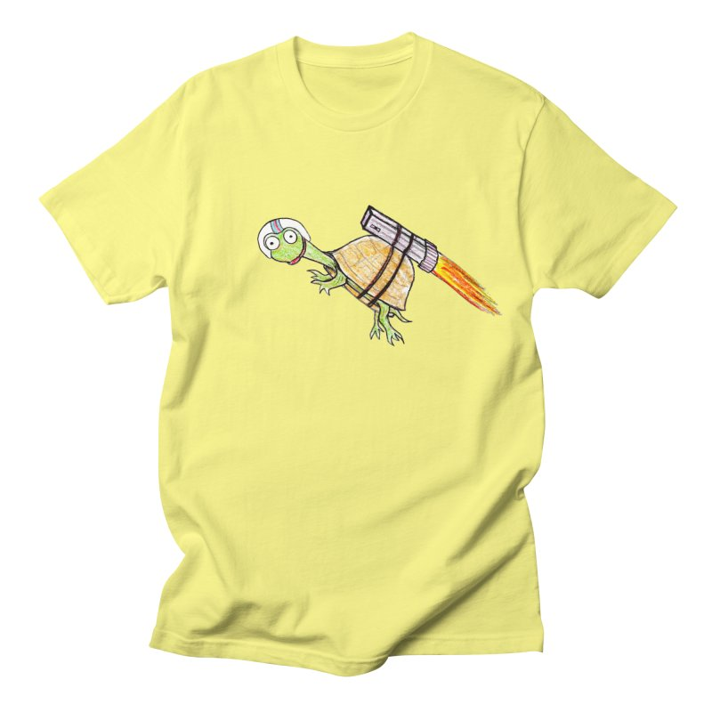 Joshman Men's T-Shirt by The Gummy Arts Shop
