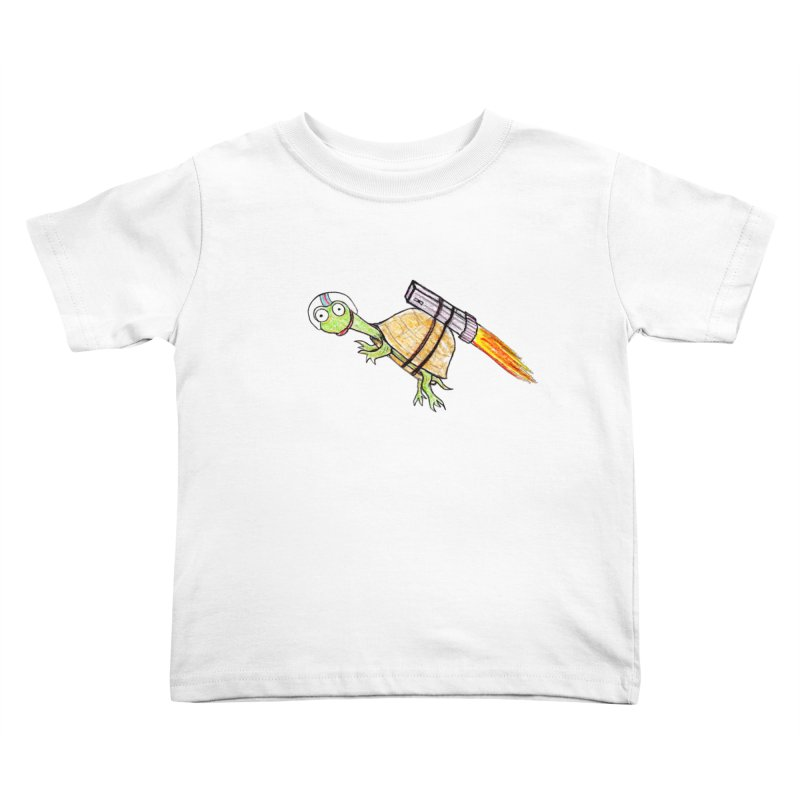 Joshman Kids Toddler T-Shirt by The Gummy Arts Shop