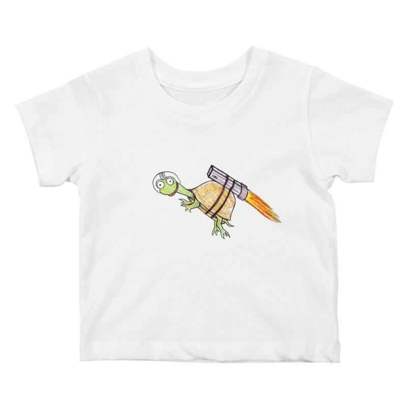 Joshman Kids Baby T-Shirt by The Gummy Arts Shop