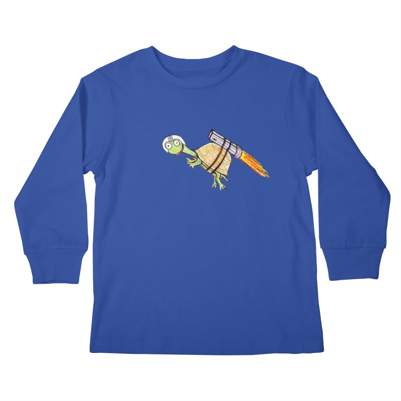 Joshman Kids Longsleeve T-Shirt by The Gummy Arts Shop