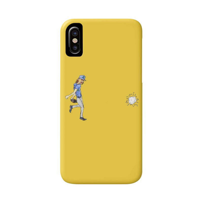 Randy Johnson vs Bird, 2001 Accessories Phone Case by The Gummy Arts Shop