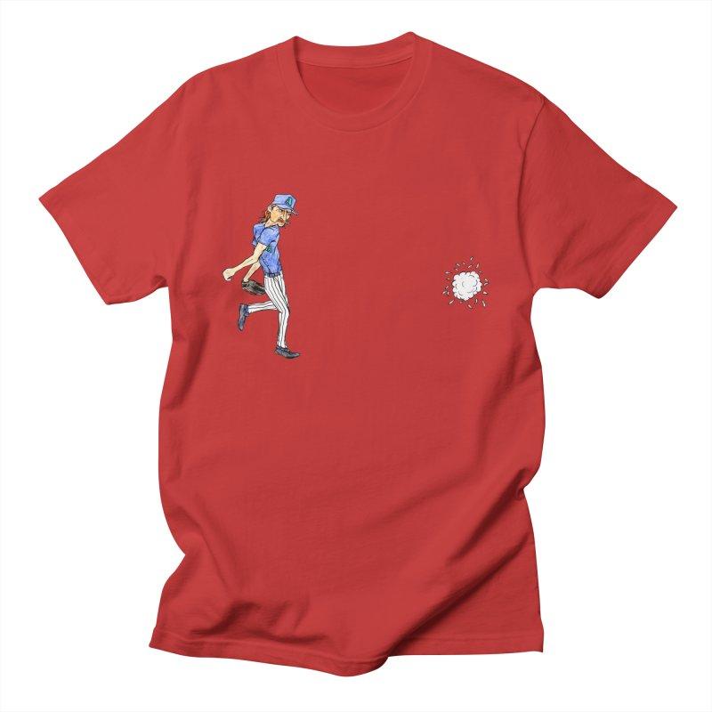 Randy Johnson vs Bird, 2001 Women's Unisex T-Shirt by The Gummy Arts Shop