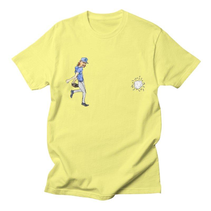 Randy Johnson vs Bird, 2001 Women's Regular Unisex T-Shirt by The Gummy Arts Shop
