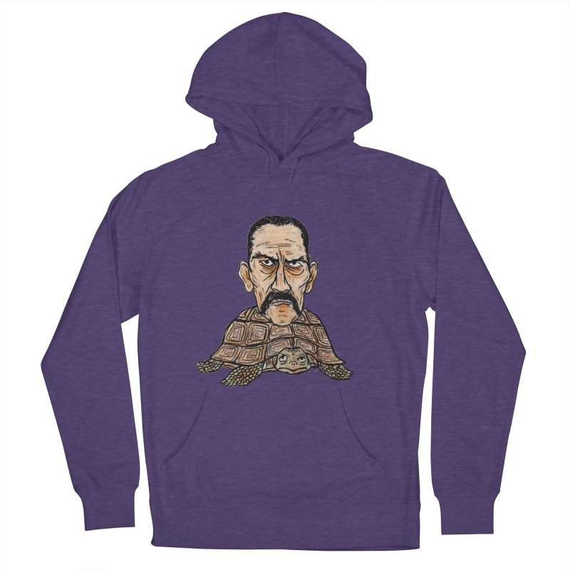 Hola DEA Men's French Terry Pullover Hoody by The Gummy Arts Shop