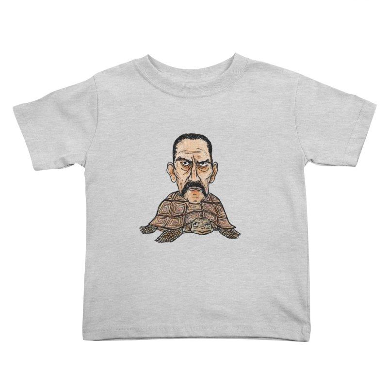 Hola DEA Kids Toddler T-Shirt by The Gummy Arts Shop