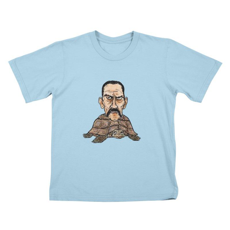 Hola DEA Kids T-Shirt by The Gummy Arts Shop