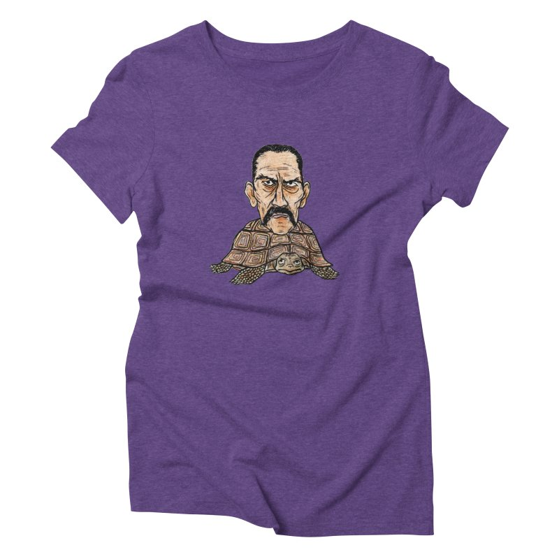 Hola DEA Women's Triblend T-Shirt by The Gummy Arts Shop