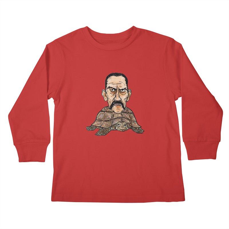 Hola DEA Kids Longsleeve T-Shirt by The Gummy Arts Shop