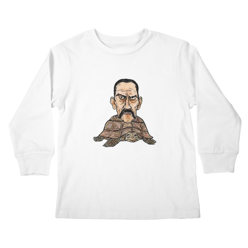 Hola DEA Kids Longsleeve T-Shirt by The Gummy Arts Shop