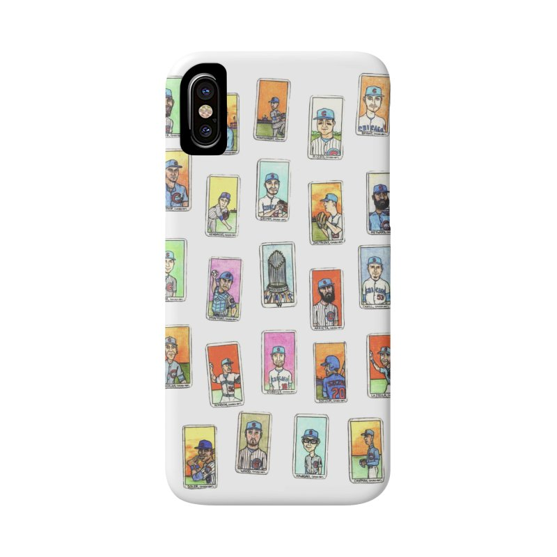 World Champions, 2016 Accessories Phone Case by The Gummy Arts Shop