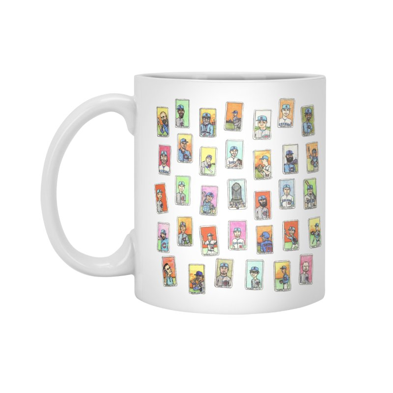 World Champions, 2016 Accessories Mug by The Gummy Arts Shop