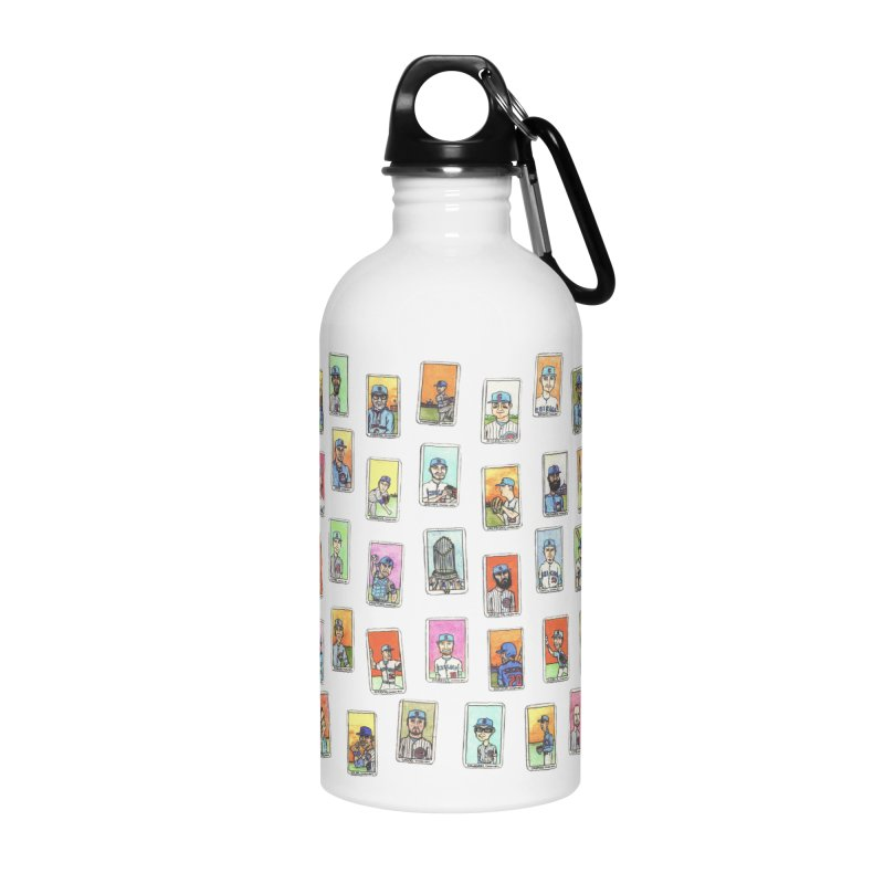 World Champions, 2016 Accessories Water Bottle by The Gummy Arts Shop