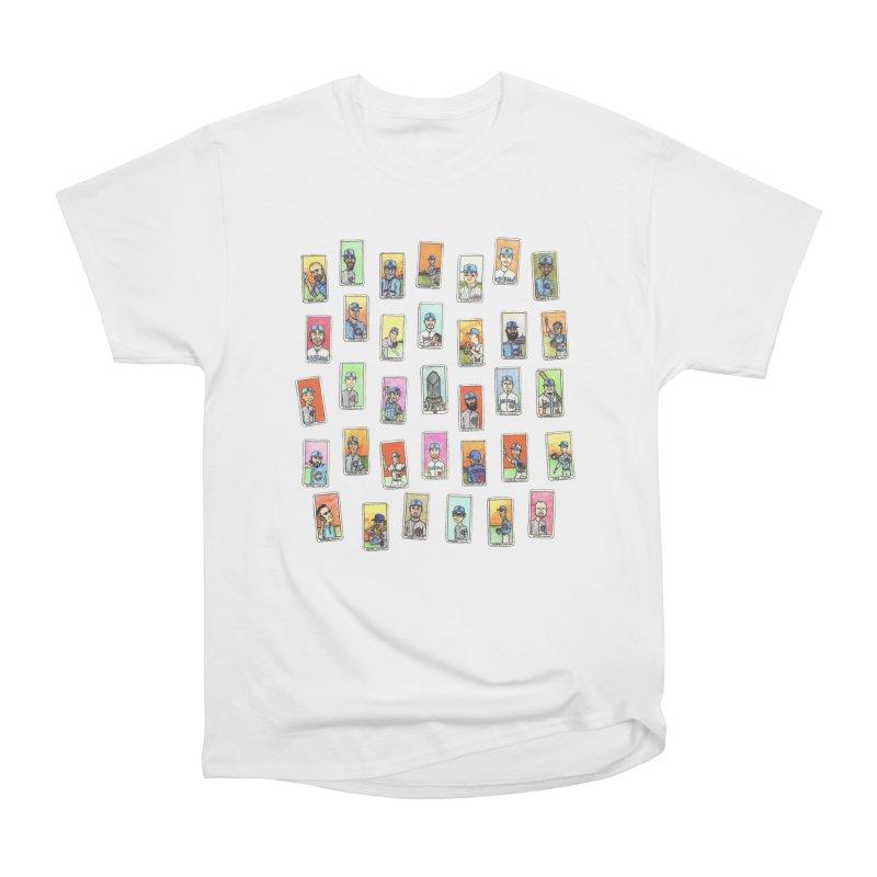 World Champions, 2016 Men's Heavyweight T-Shirt by The Gummy Arts Shop