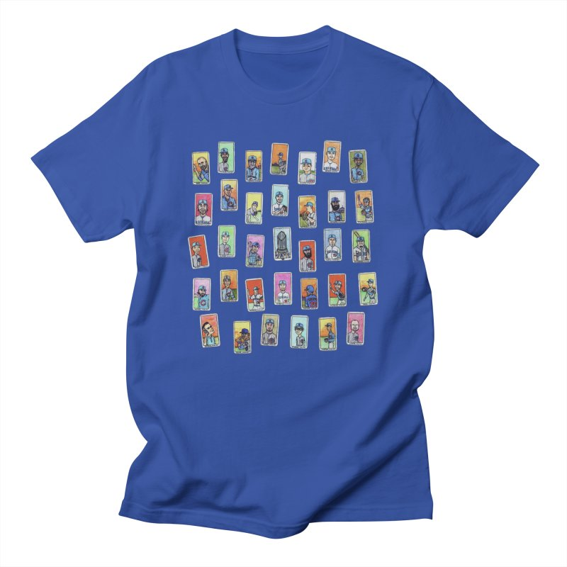 World Champions, 2016 Women's Regular Unisex T-Shirt by The Gummy Arts Shop