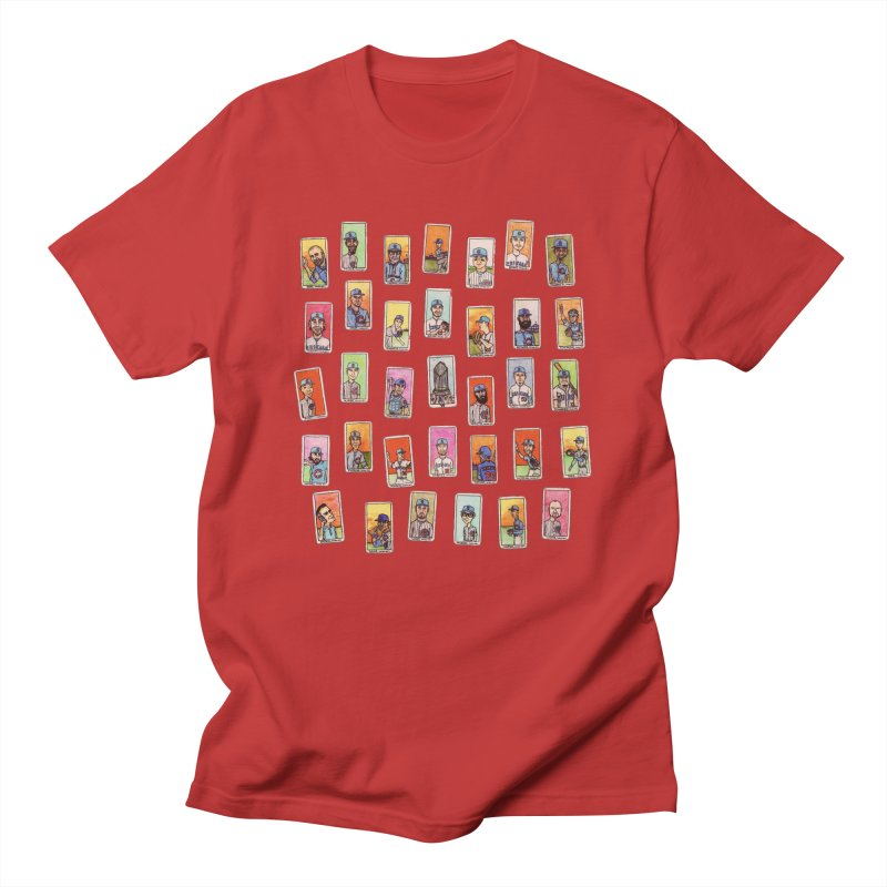 World Champions, 2016 Women's Unisex T-Shirt by The Gummy Arts Shop