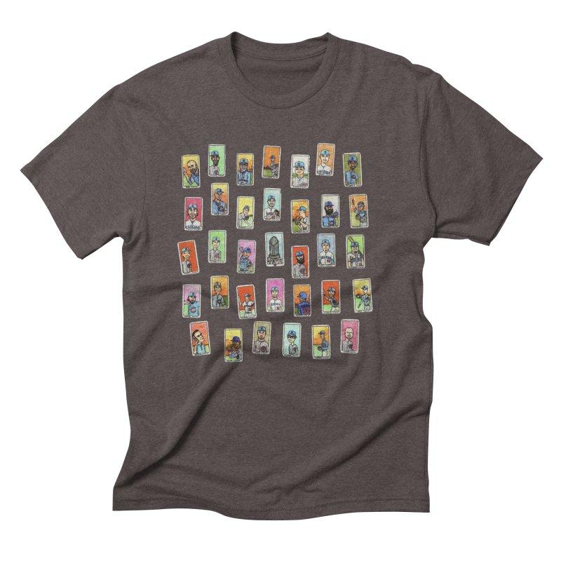 World Champions, 2016 Men's Triblend T-Shirt by The Gummy Arts Shop