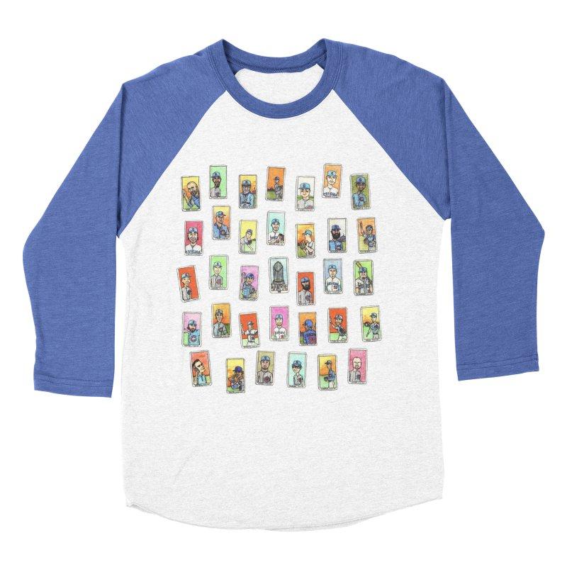 World Champions, 2016 Women's Baseball Triblend T-Shirt by The Gummy Arts Shop