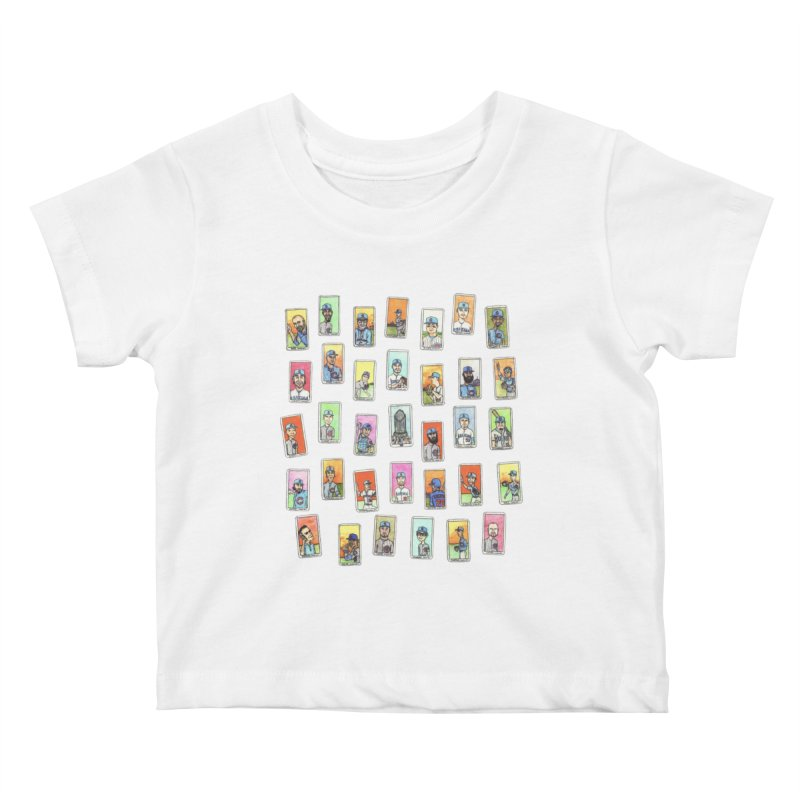 World Champions, 2016 Kids Baby T-Shirt by The Gummy Arts Shop