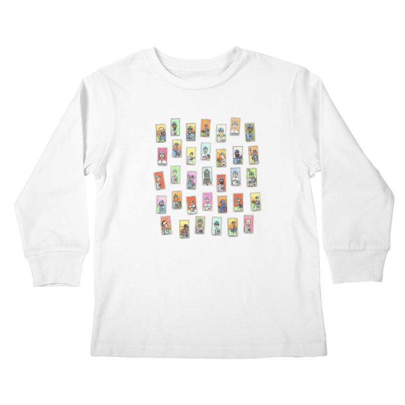 World Champions, 2016 Kids Longsleeve T-Shirt by The Gummy Arts Shop