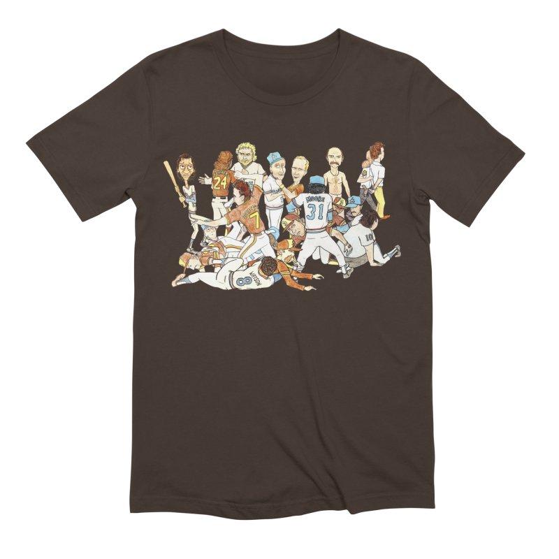8/12/84 Men's Extra Soft T-Shirt by The Gummy Arts Shop