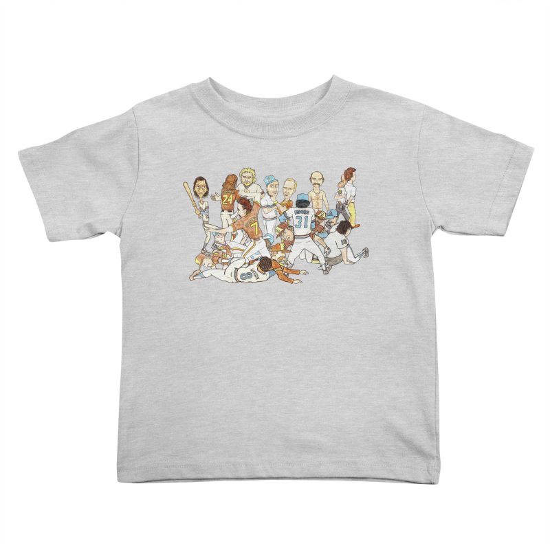 8/12/84 Kids Toddler T-Shirt by The Gummy Arts Shop