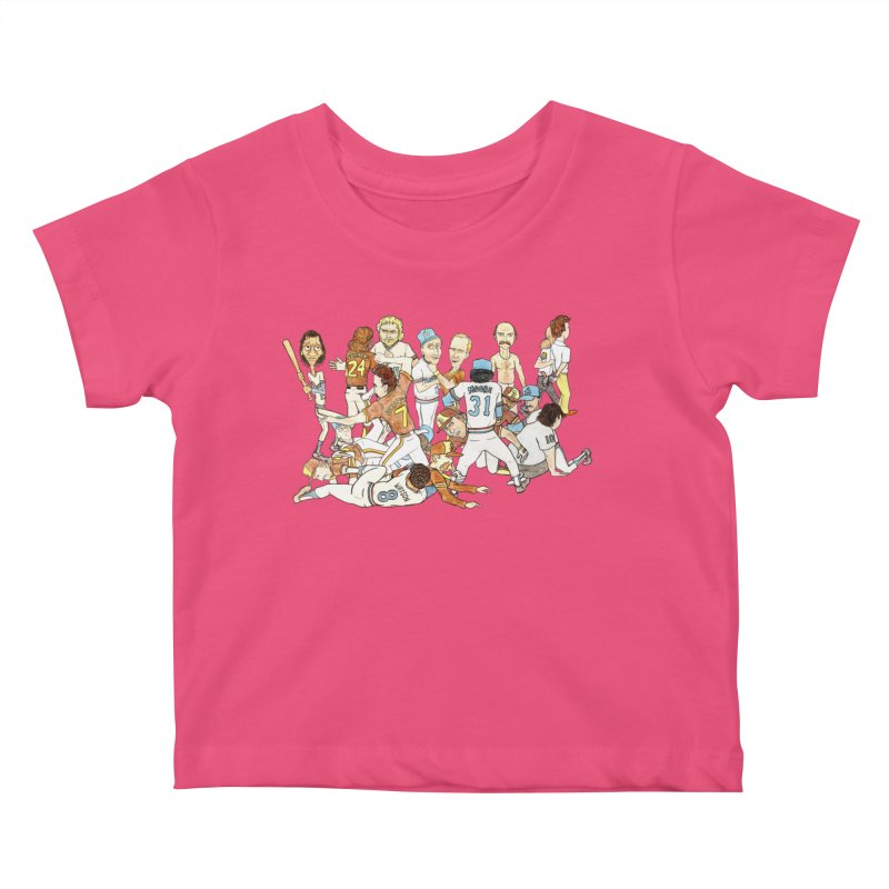 8/12/84 Kids Baby T-Shirt by The Gummy Arts Shop