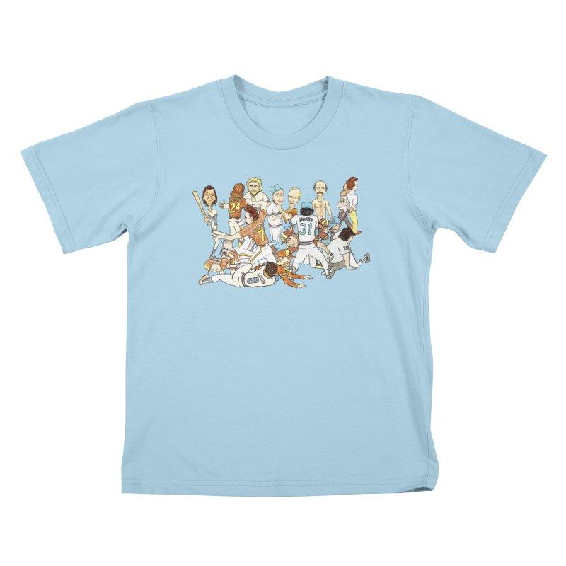 8/12/84 Kids T-Shirt by The Gummy Arts Shop