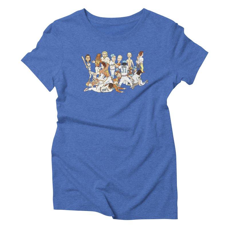 8/12/84 Women's Triblend T-Shirt by The Gummy Arts Shop
